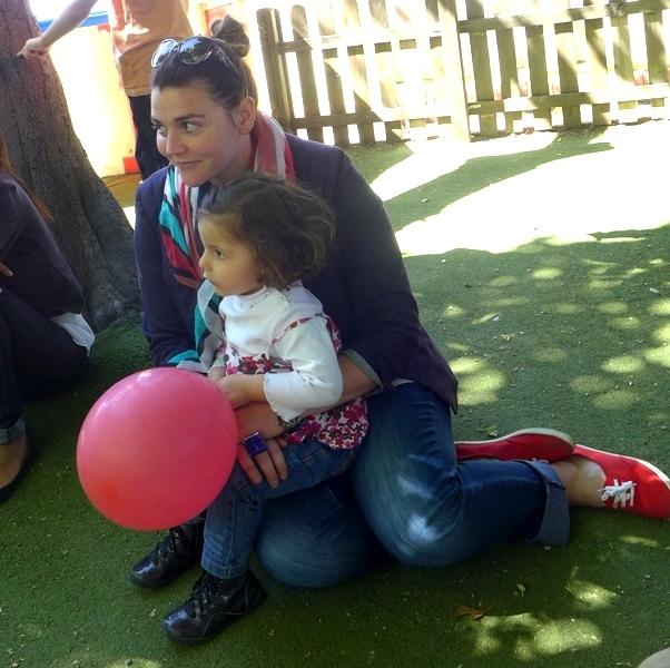 charlotte et enfant